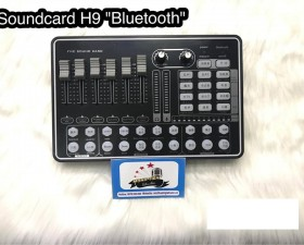 Soundcard H9 Bluetooth
