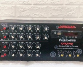 Amply Jariguar  PA-1200 Bluetooth