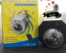 ĐÈN LED LAZER MINI