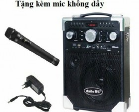 MICRO KARAOKE BLUETOOTH DAILE S8